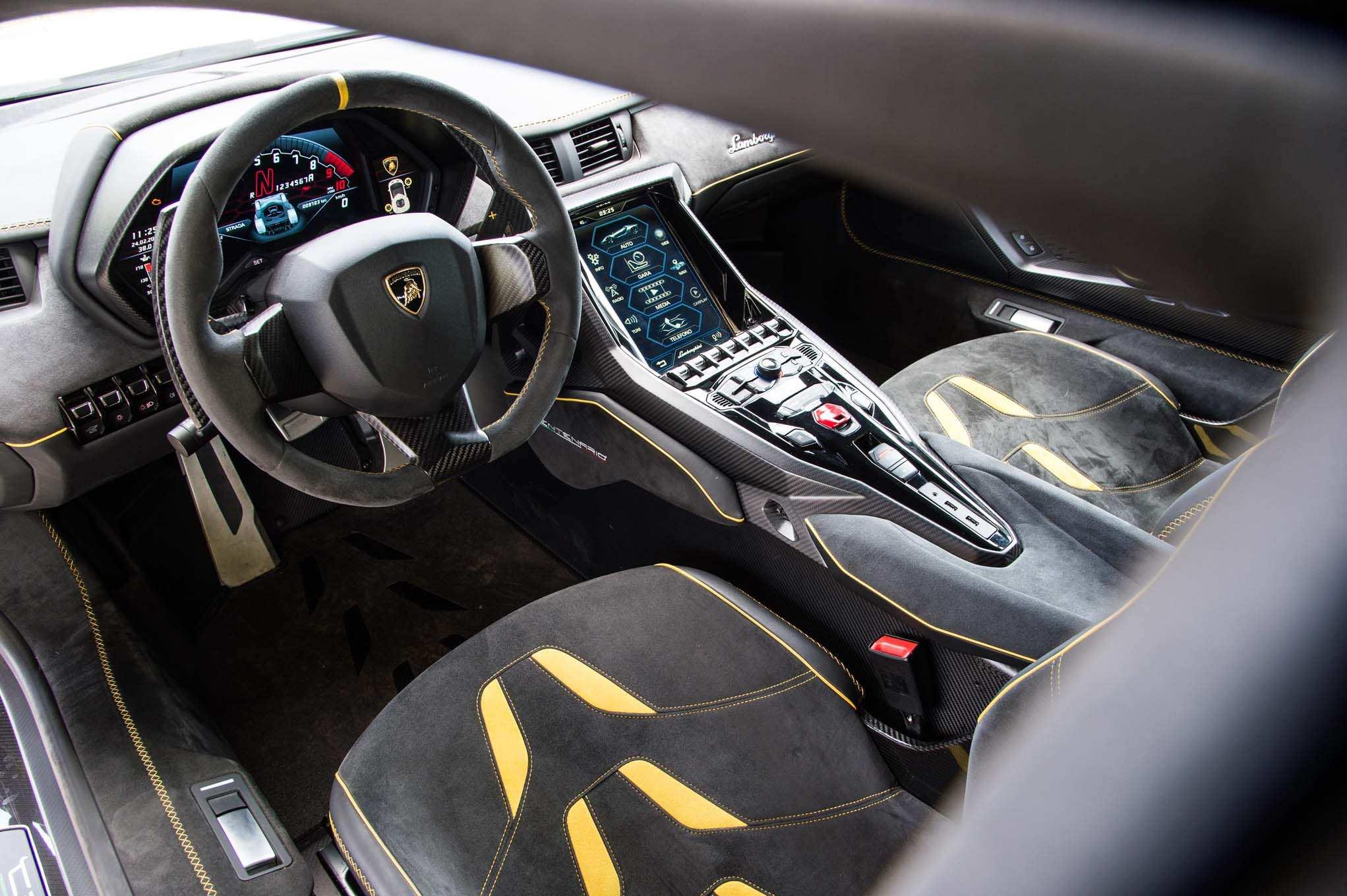 82 New 2019 Lamborghini Centenario New Review with 2019 Lamborghini Centenario