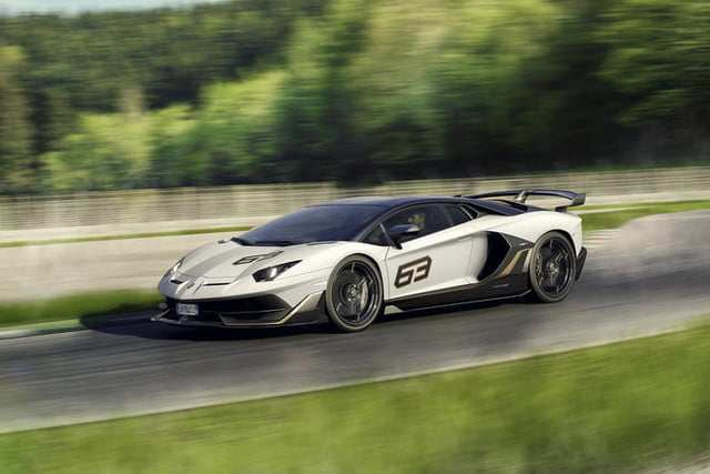 82 New 2019 Lamborghini Horsepower Exterior with 2019 Lamborghini Horsepower
