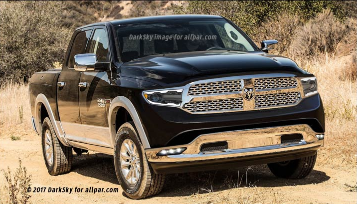 82 New 2020 Dodge Ram Pickup Picture for 2020 Dodge Ram Pickup