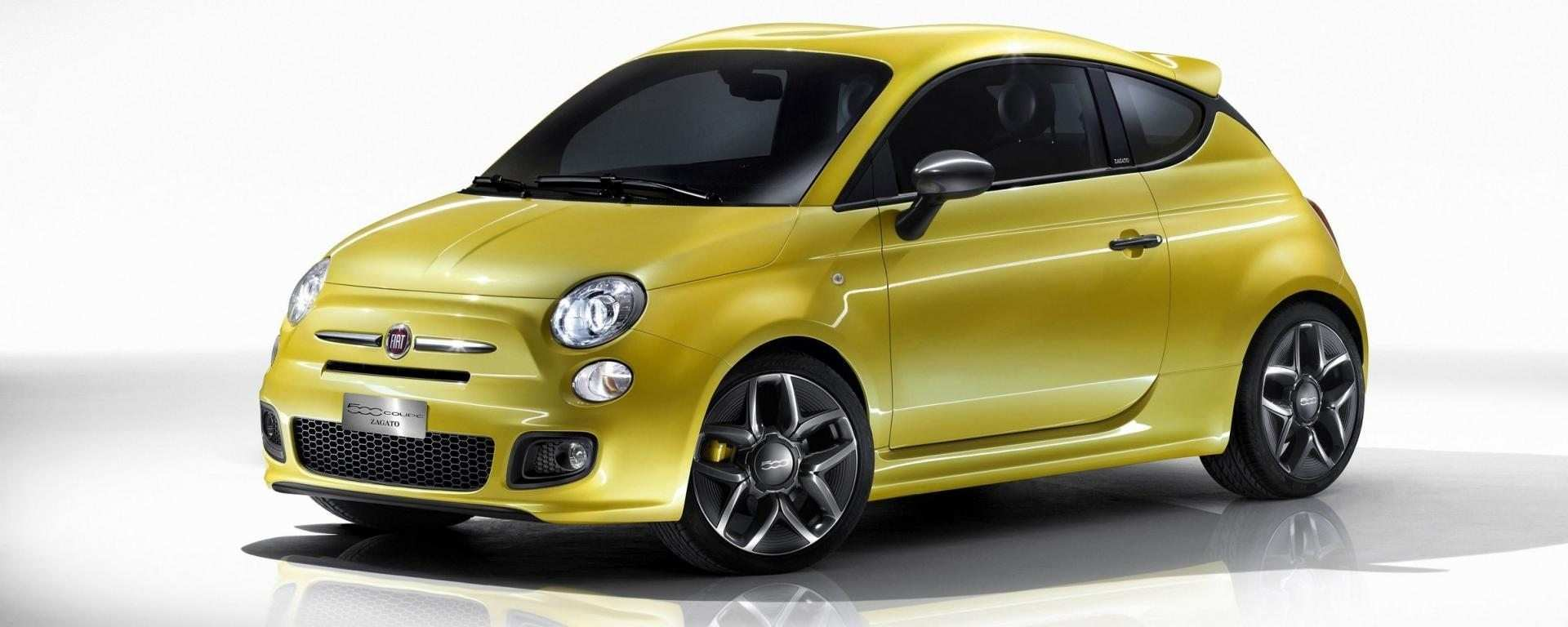 82 New 2020 Fiat 500 Exterior with 2020 Fiat 500