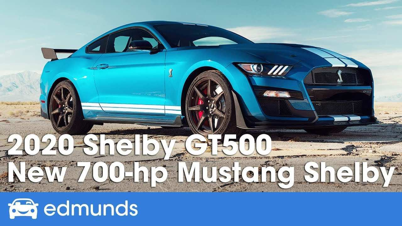 82 New 2020 Ford Shelby Gt500 Price Speed Test with 2020 Ford Shelby Gt500 Price