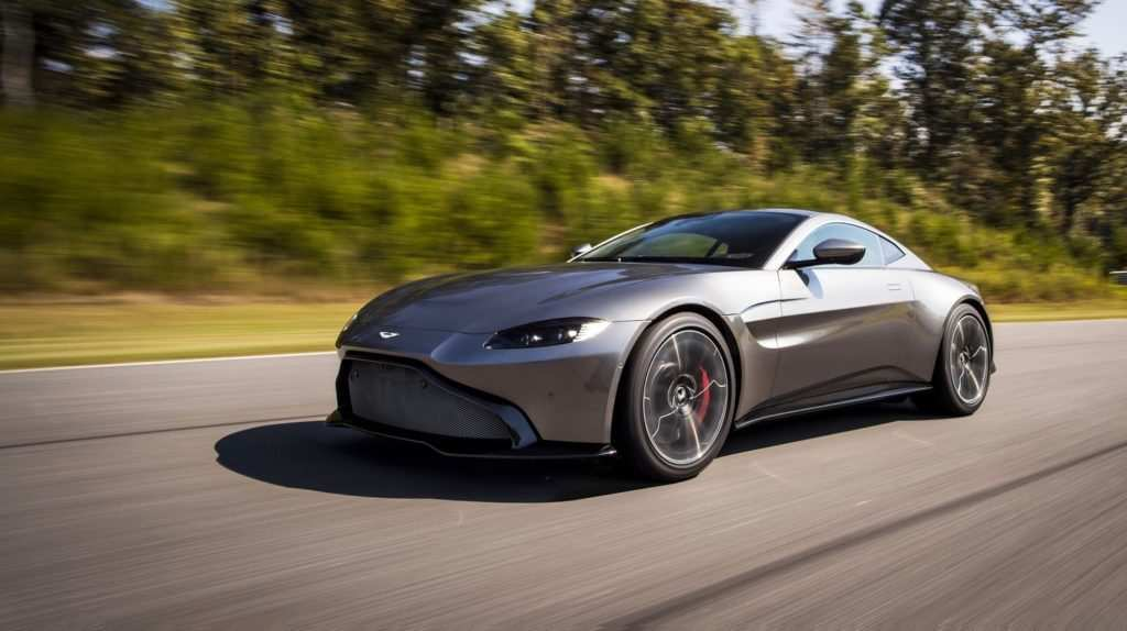 82 The 2019 Aston Vantage Specs with 2019 Aston Vantage