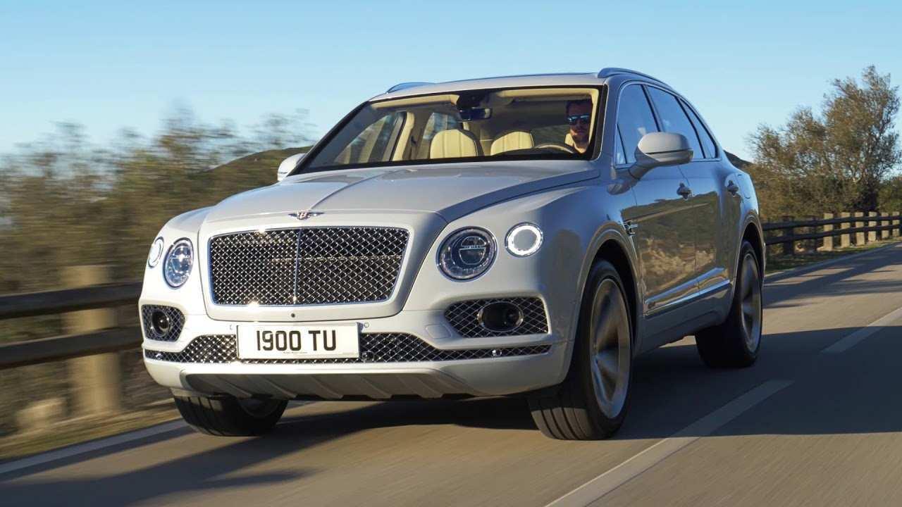 82 The 2019 Bentley Bentayga Release Date Specs and Review by 2019 Bentley Bentayga Release Date