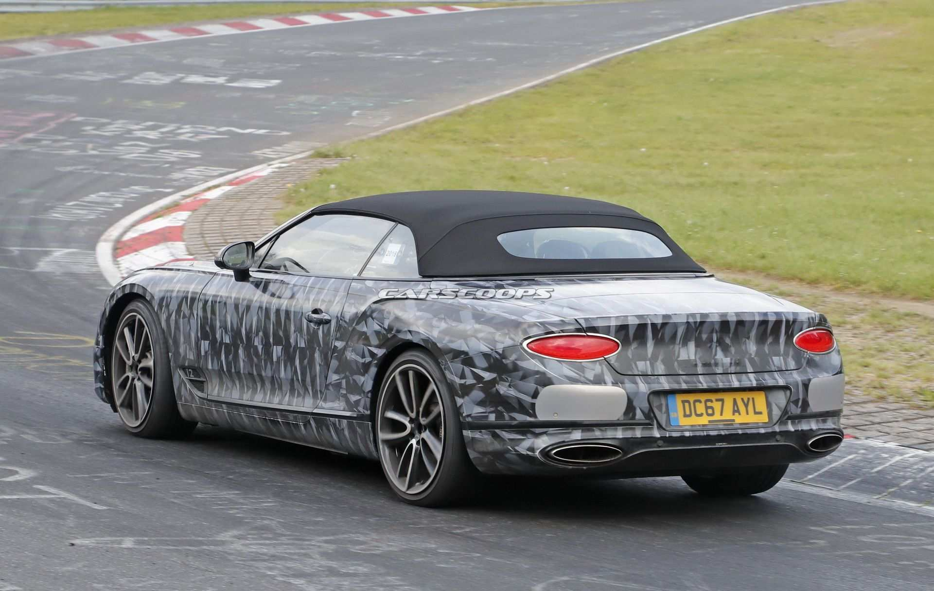 82 The 2019 Bentley Continental Gtc Exterior and Interior for 2019 Bentley Continental Gtc