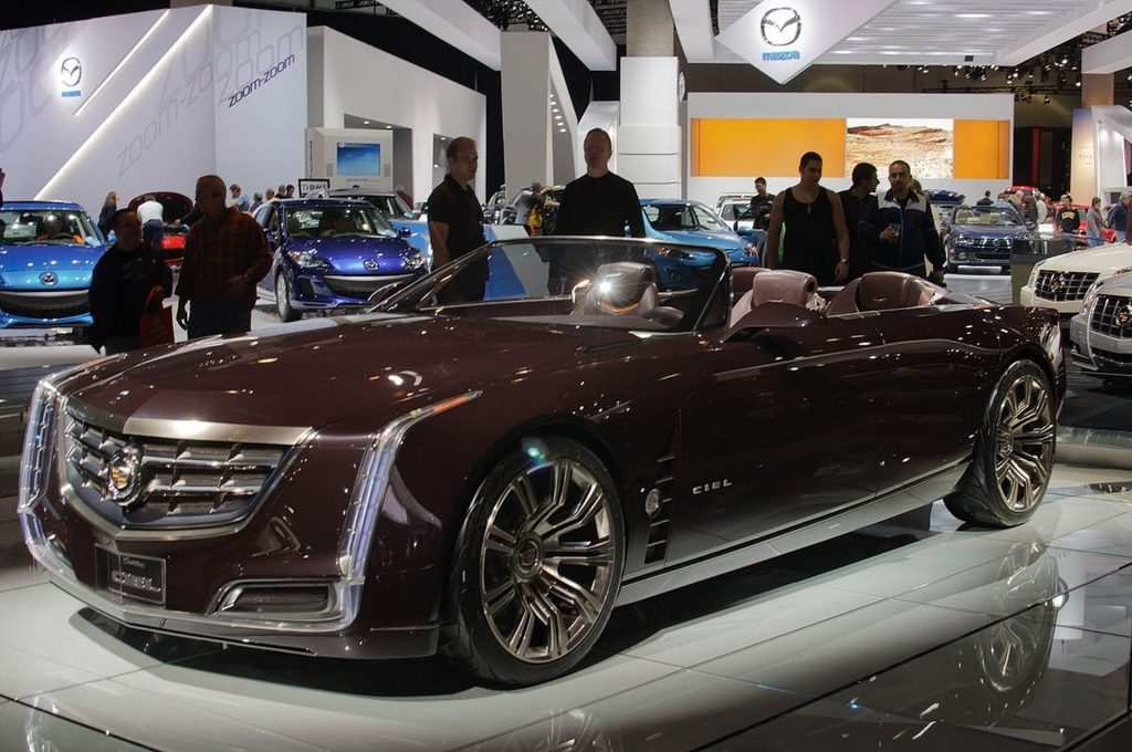 82 The 2019 Cadillac Escala Convertible First Drive by 2019 Cadillac Escala Convertible