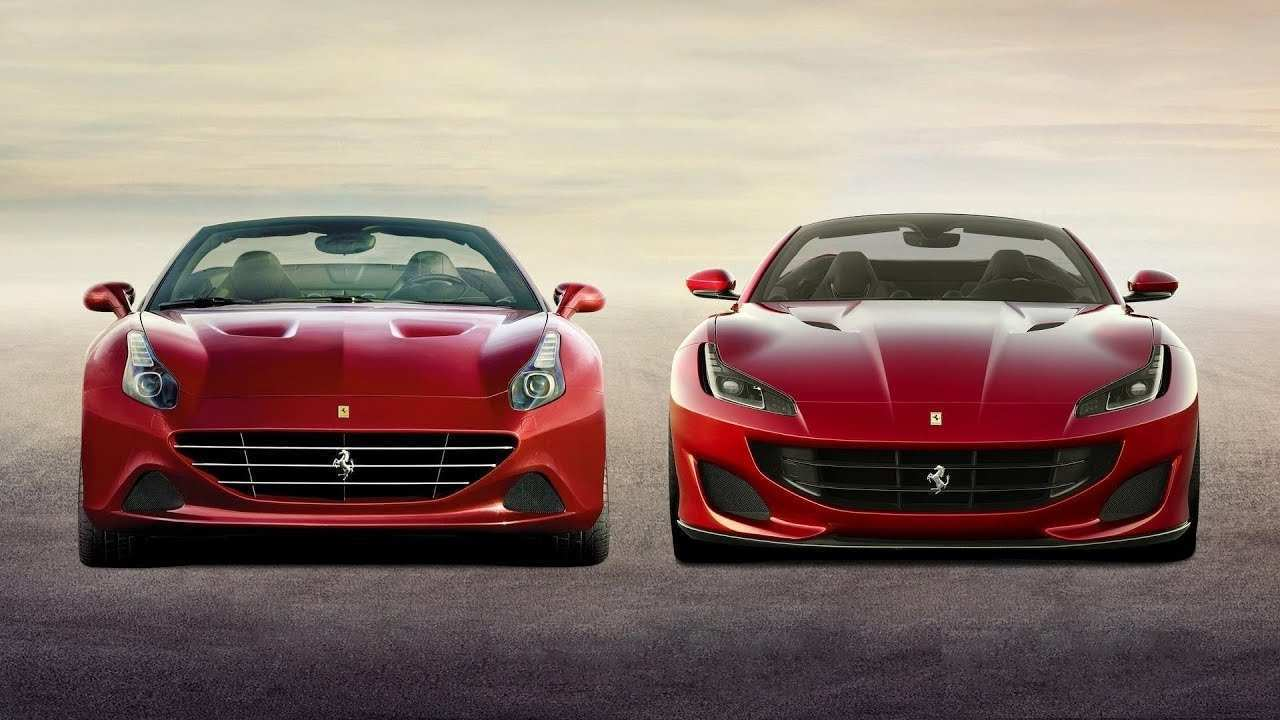 82 The 2019 Ferrari California Price Performance with 2019 Ferrari California Price