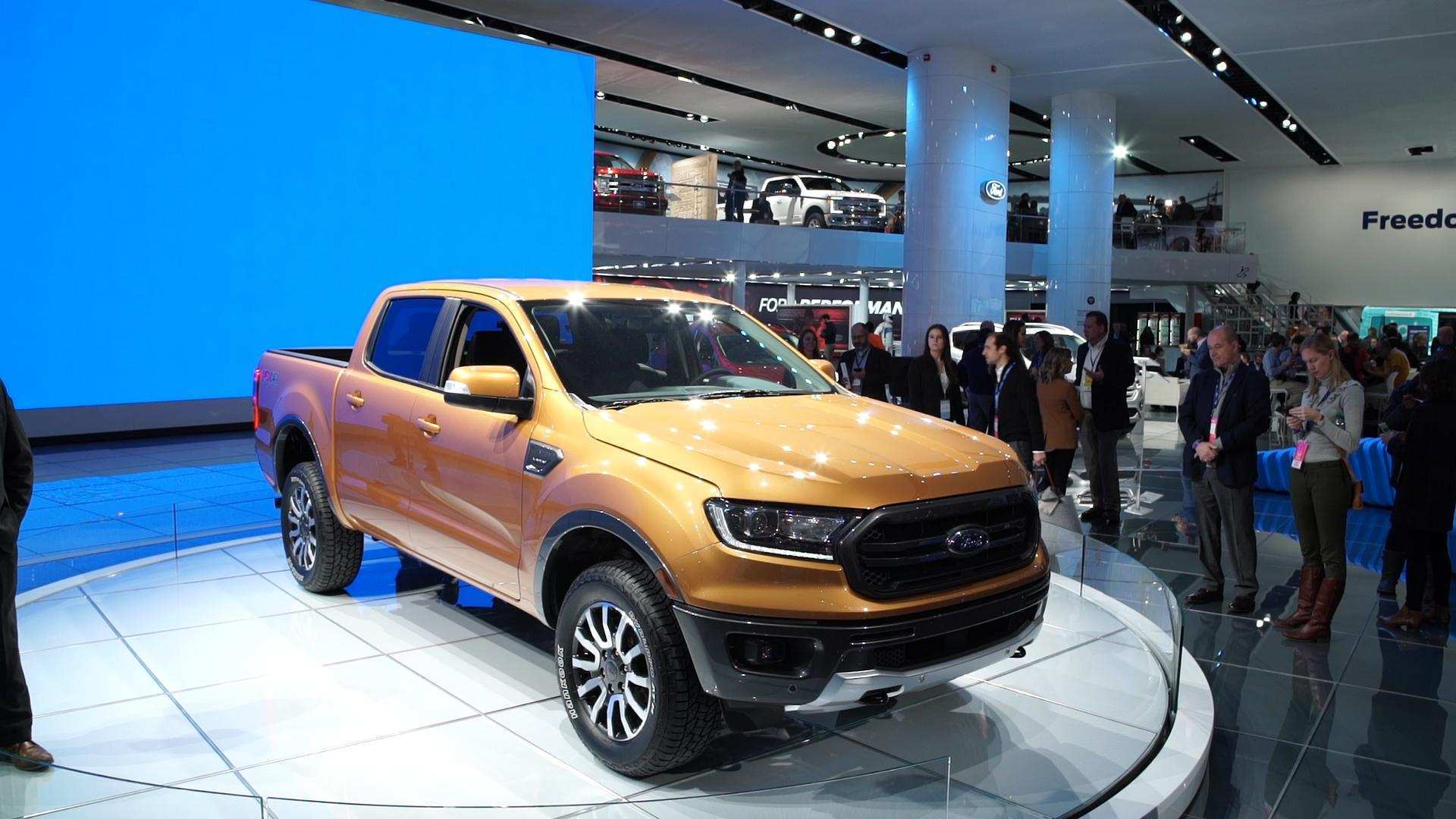 82 The 2019 Ford Ranger Auto Show Release Date by 2019 Ford Ranger Auto Show