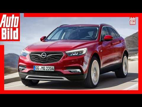 82 The 2019 Opel Suv Rumors with 2019 Opel Suv