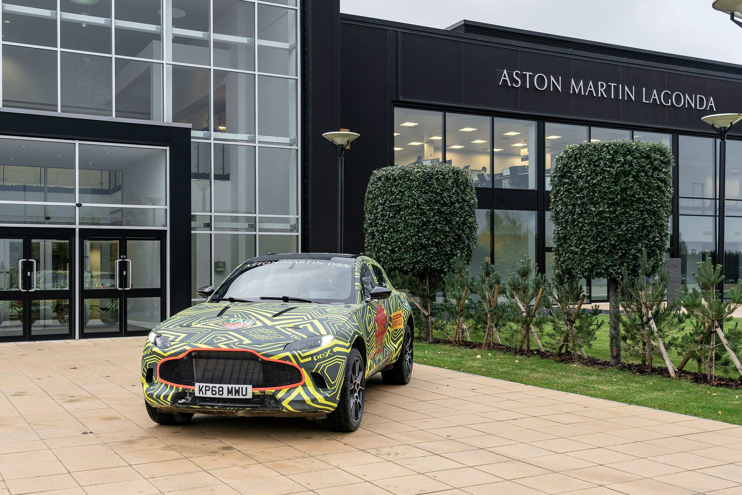 82 The 2020 Aston Martin Dbx Specs for 2020 Aston Martin Dbx