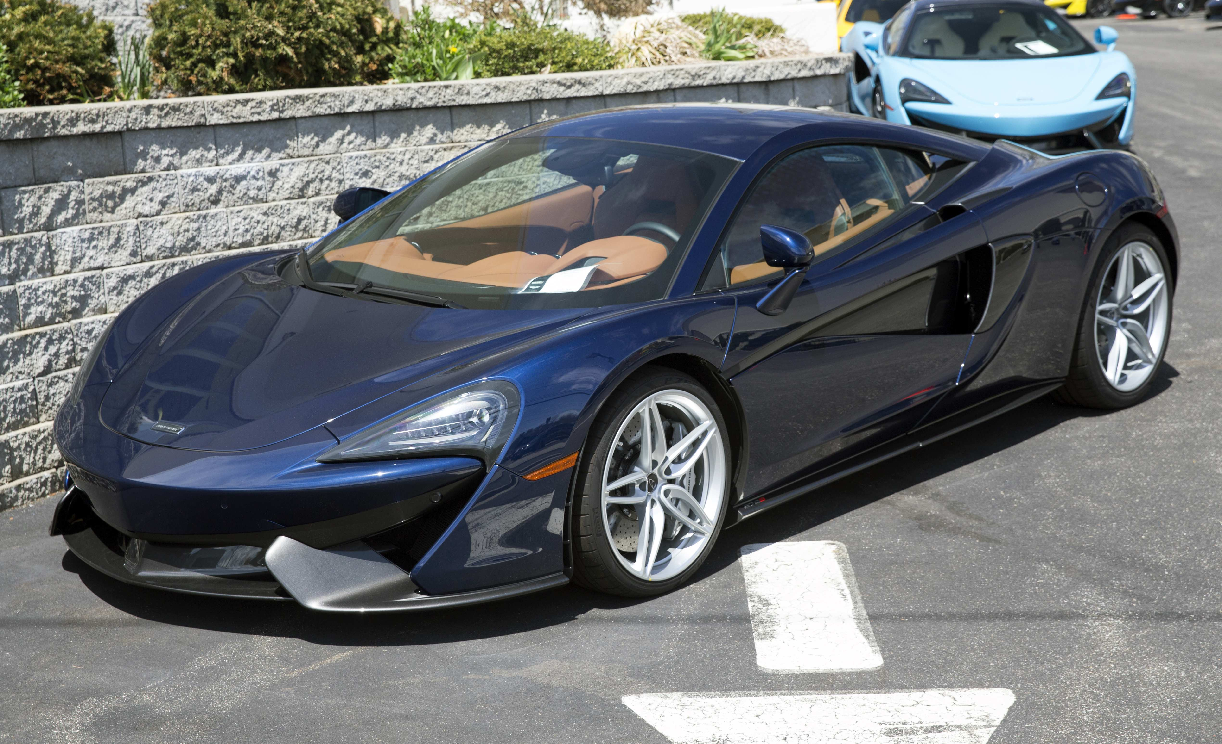 82 The 2020 Mclaren 570S First Drive for 2020 Mclaren 570S
