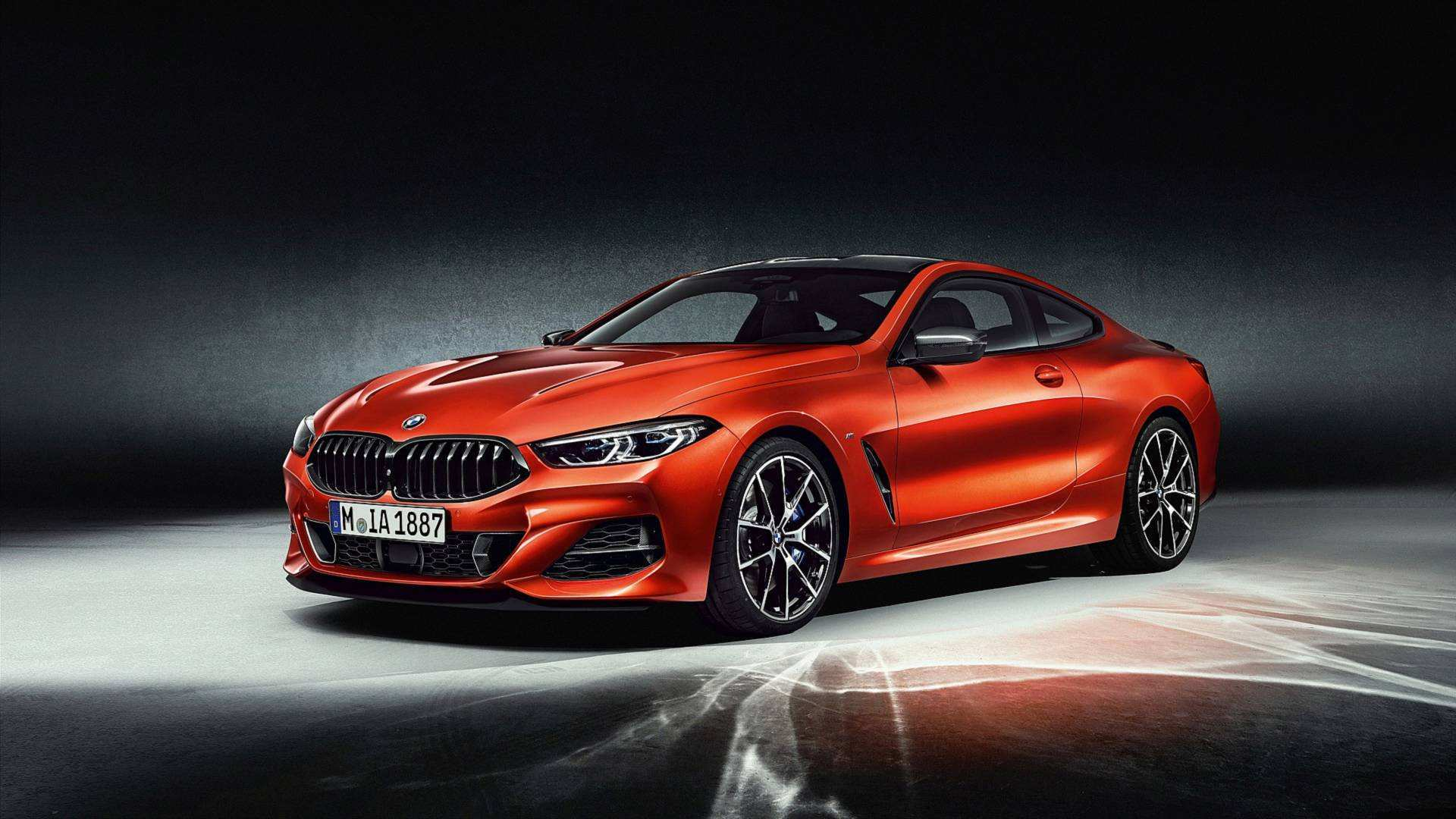 82 The Bmw 8 2019 First Drive for Bmw 8 2019