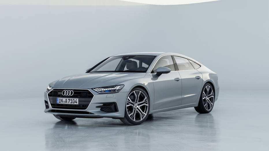83 All New 2019 Audi A7 Frankfurt Auto Show First Drive with 2019 Audi A7 Frankfurt Auto Show
