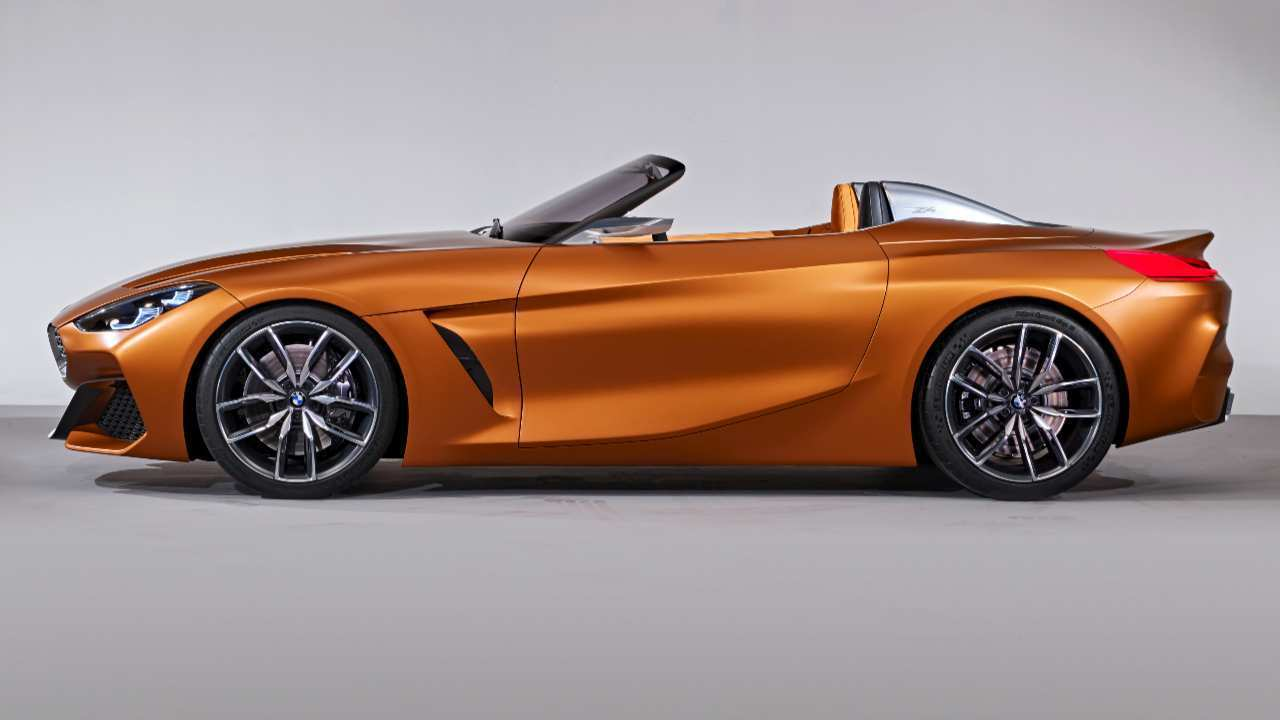 83 All New 2019 Bmw Z4 Concept Specs for 2019 Bmw Z4 Concept