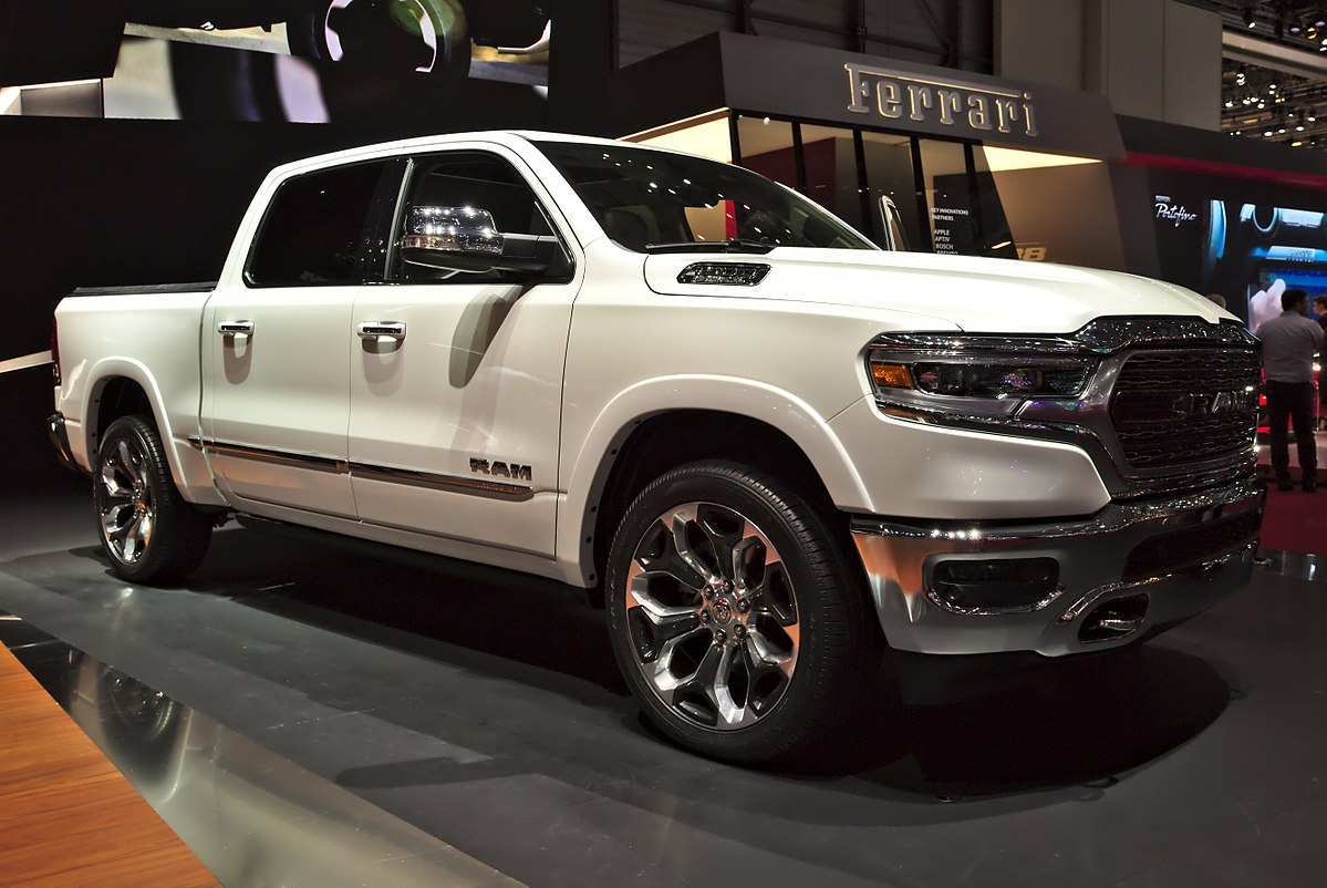 83 All New 2019 Dodge Ram Pick Up New Concept by 2019 Dodge Ram Pick Up