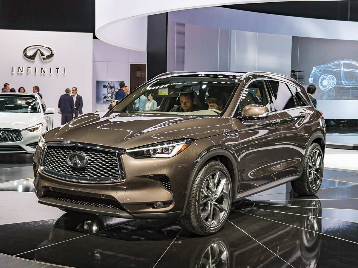 83 All New 2019 Infiniti Crossover Specs with 2019 Infiniti Crossover