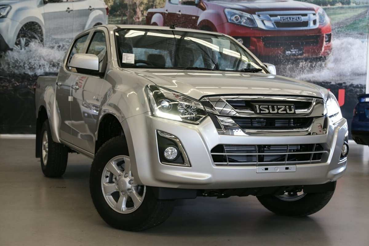 83 All New 2019 Isuzu Ute Redesign and Concept by 2019 Isuzu Ute