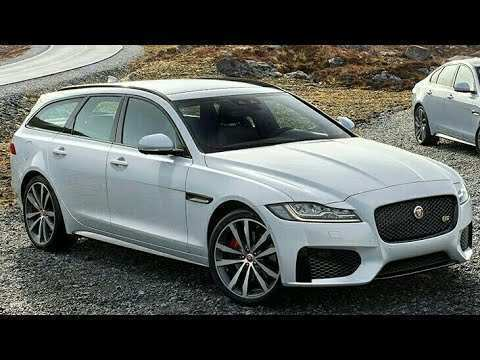 83 All New 2019 Jaguar Wagon Concept with 2019 Jaguar Wagon