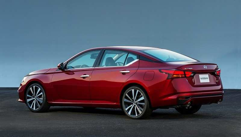 83 All New 2019 Nissan Sylphy Configurations by 2019 Nissan Sylphy