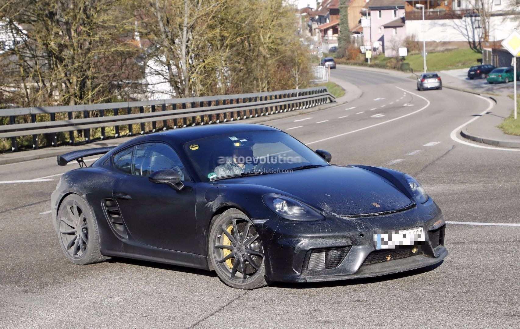 83 All New 2019 Porsche 718 Overview by 2019 Porsche 718