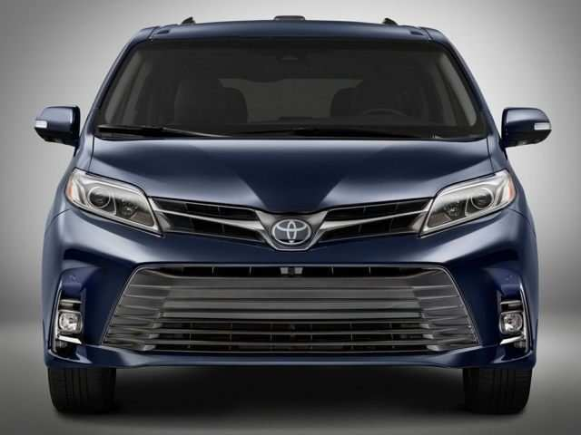83 All New 2019 Toyota Sienna Rumors by 2019 Toyota Sienna