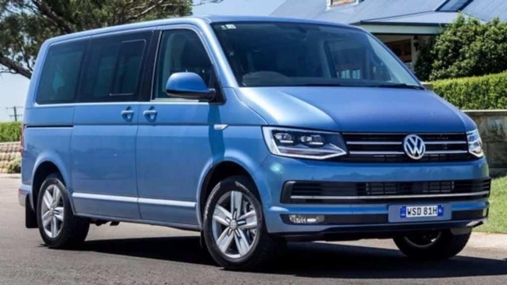 83 All New 2019 Vw Multivan History by 2019 Vw Multivan