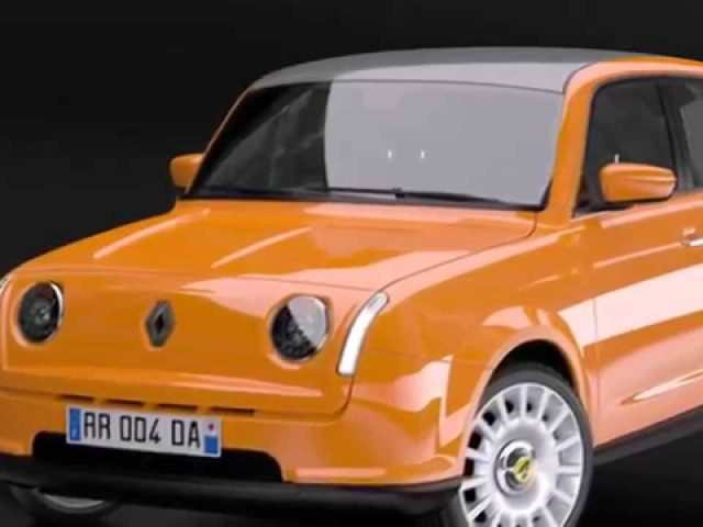 83 All New New 2019 Renault 4 Rumors for New 2019 Renault 4