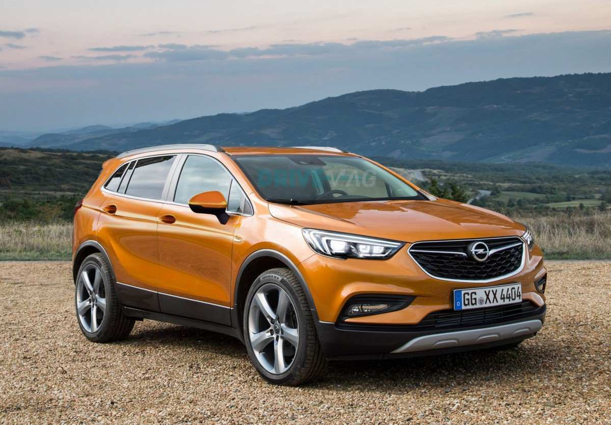 83 All New Opel 4X4 2019 Price and Review by Opel 4X4 2019