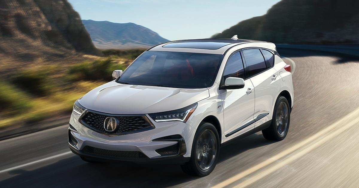 83 Best Review 2019 Acura Rdx Rumors Release Date with 2019 Acura Rdx Rumors