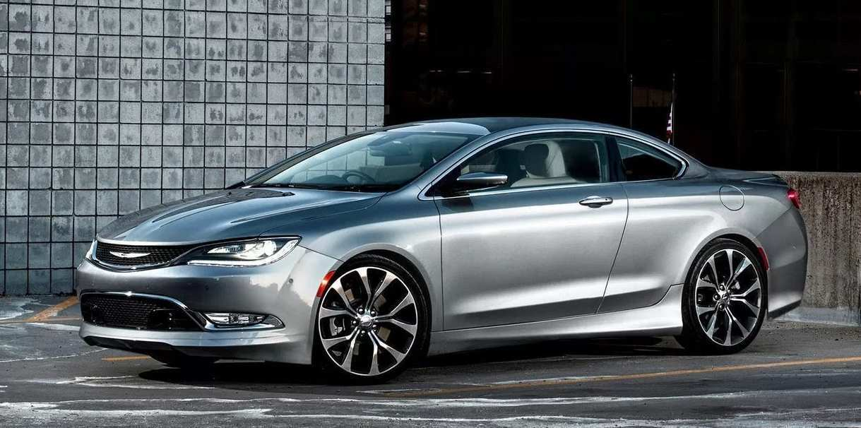 83 Best Review 2019 Chrysler 200 Convertible Concept for 2019 Chrysler 200 Convertible