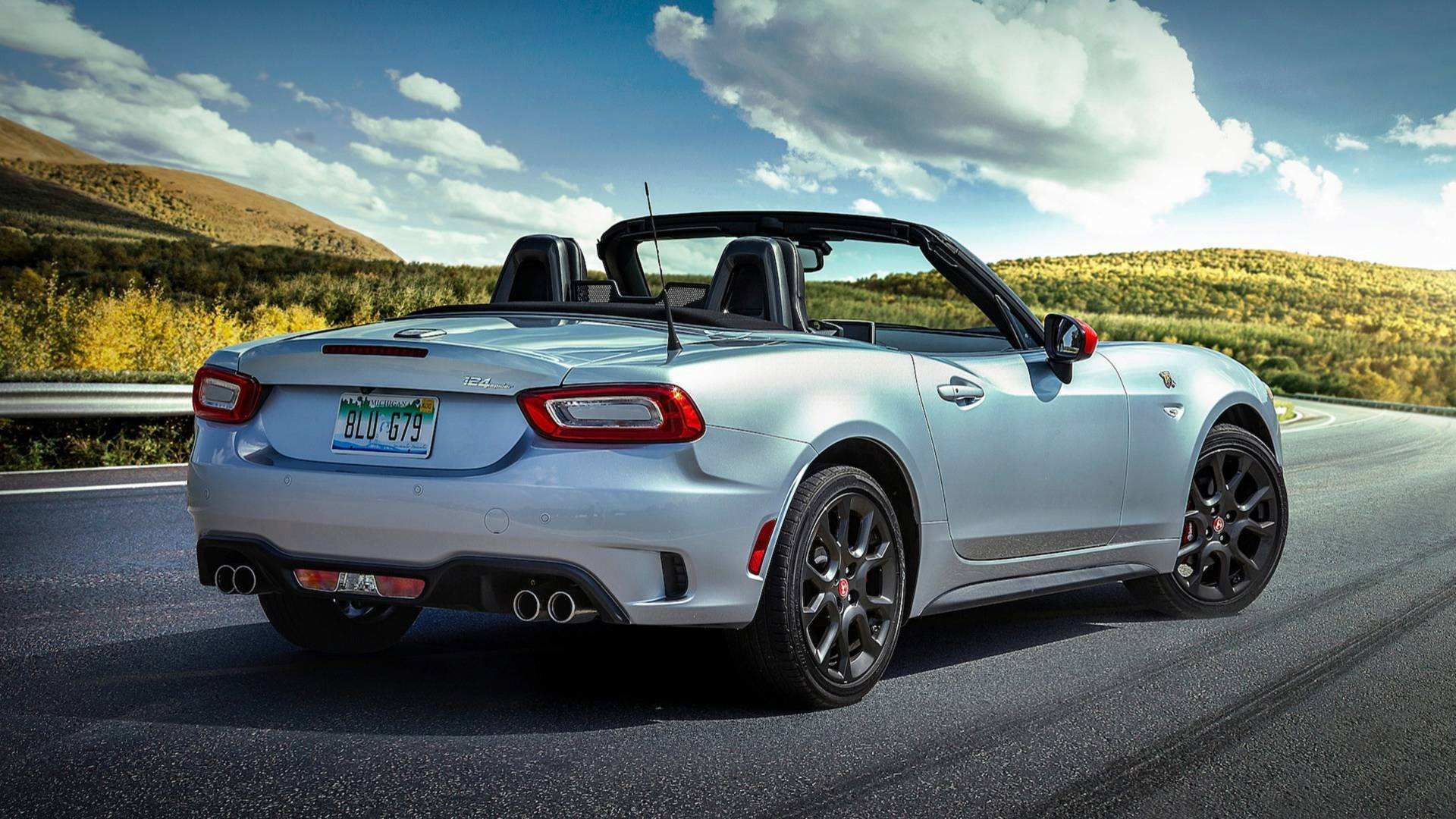 83 Best Review 2019 Fiat Abarth 124 Spider New Review with 2019 Fiat Abarth 124 Spider