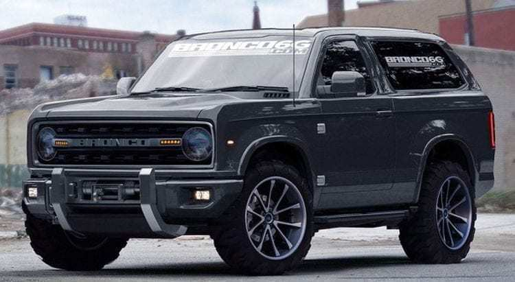 83 Best Review 2019 Ford Bronco Gas Mileage Review by 2019 Ford Bronco Gas Mileage