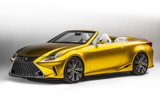 83 Best Review 2019 Lexus Convertible Configurations by 2019 Lexus Convertible