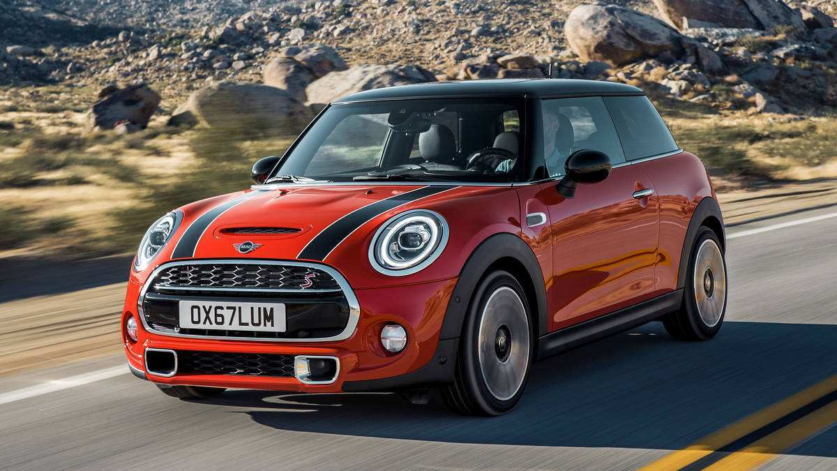 83 Best Review 2019 New Mini Interior with 2019 New Mini