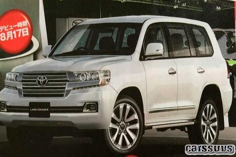 83 Best Review 2019 Toyota Land Cruiser Redesign Exterior and Interior by 2019 Toyota Land Cruiser Redesign
