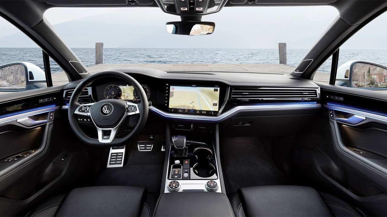 83 Best Review 2019 Volkswagen Touareg Interior Price for 2019 Volkswagen Touareg Interior