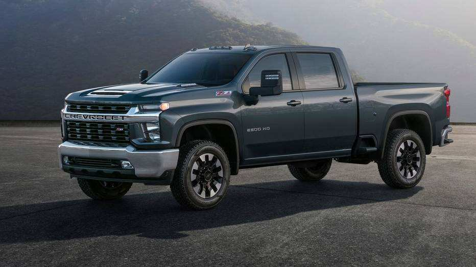 83 Best Review 2020 Chevrolet Silverado 2500 Ratings for 2020 Chevrolet Silverado 2500