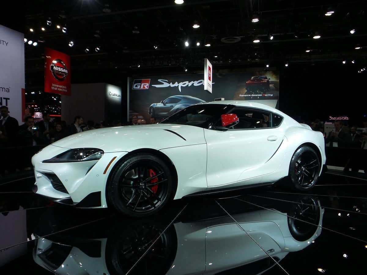 83 Best Review 2020 Toyota Supra Price Interior with 2020 Toyota Supra Price