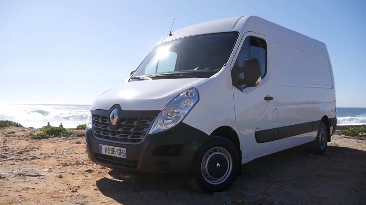 83 Best Review Renault Master 2020 Specs for Renault Master 2020