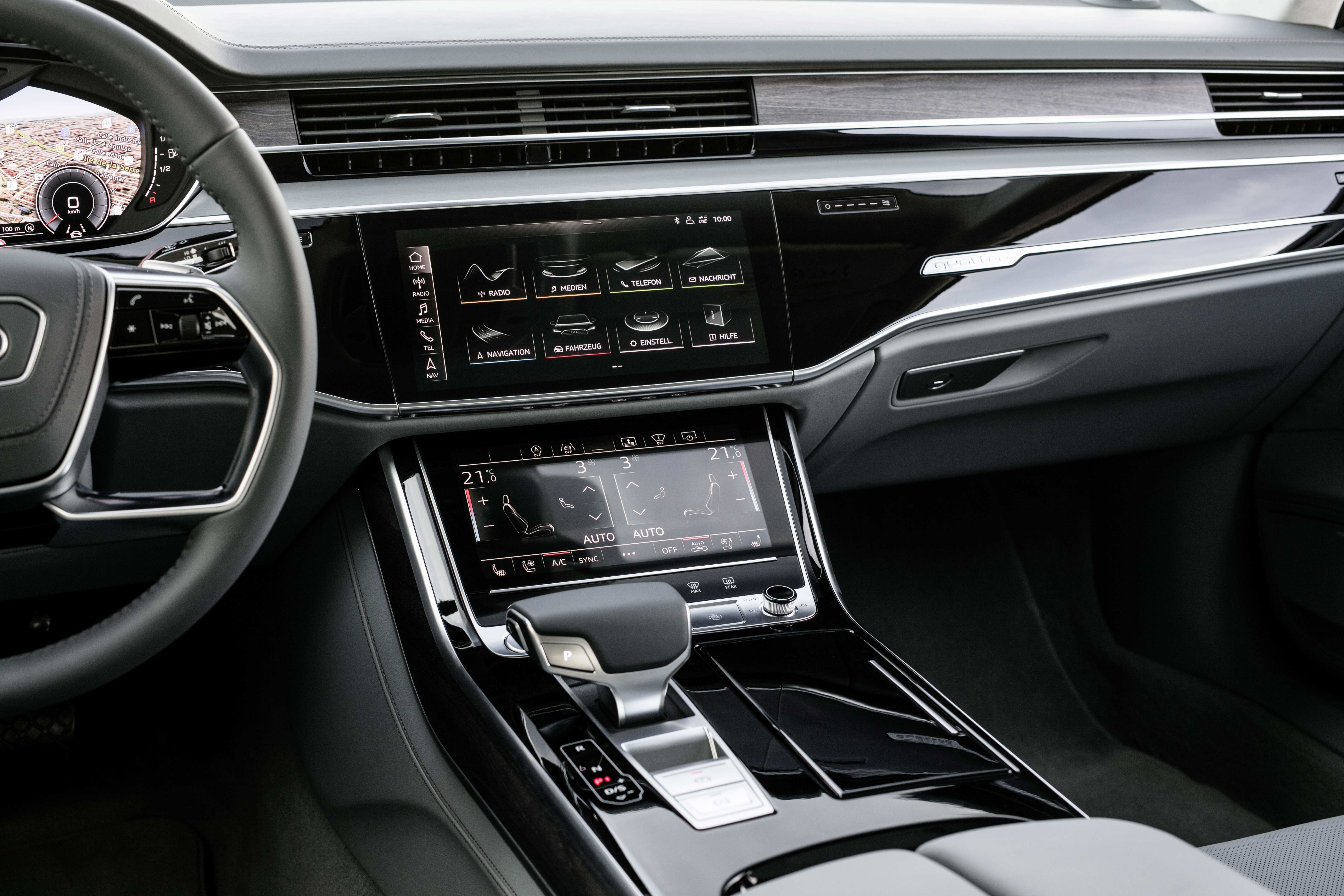 83 Concept of 2019 Audi S8 Plus Release with 2019 Audi S8 Plus