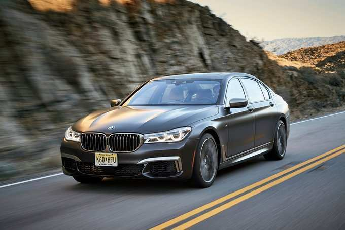 83 Concept of 2019 Bmw 7 Series Changes Pictures with 2019 Bmw 7 Series Changes