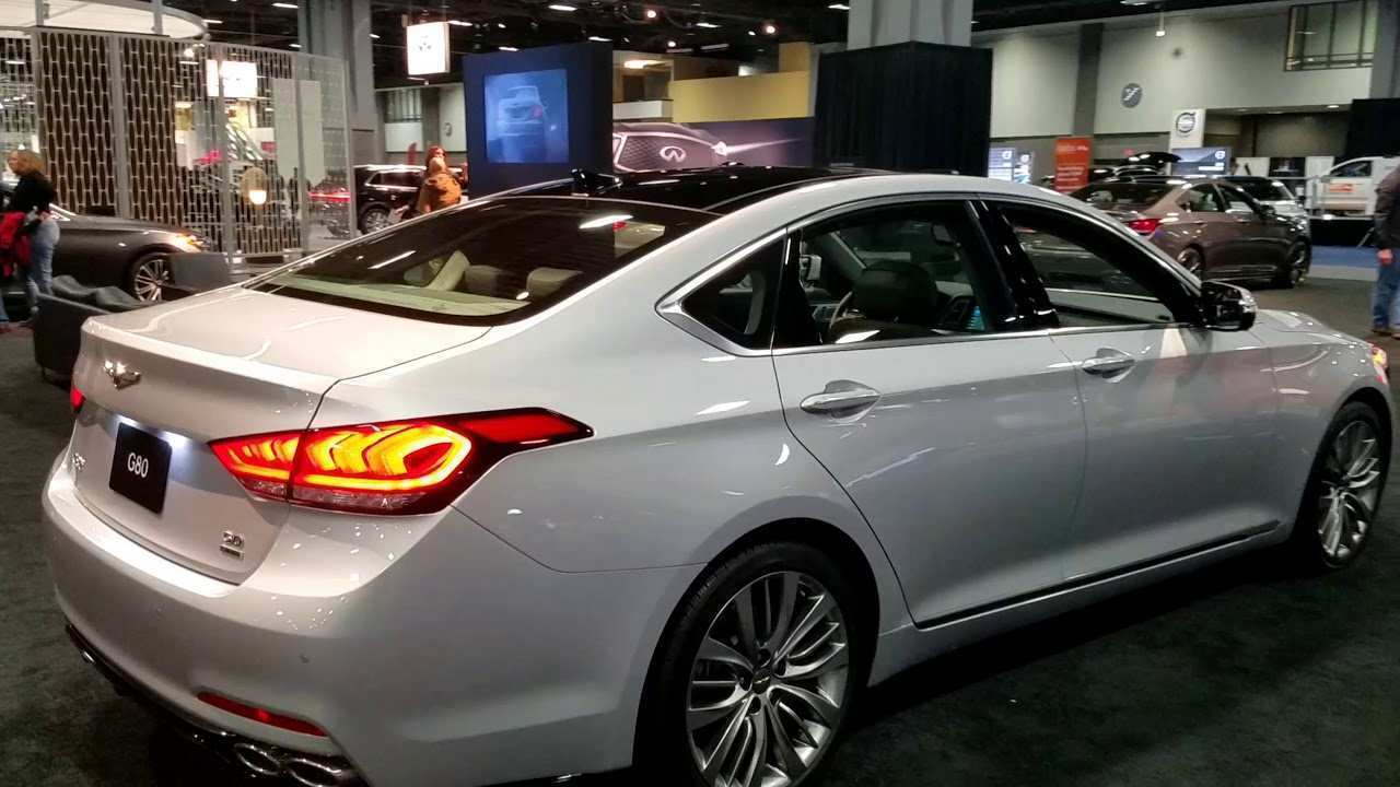 83 Concept of 2019 Genesis 80 Specs and Review with 2019 Genesis 80