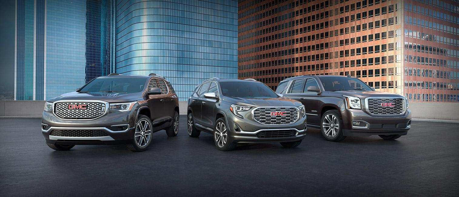 83 Concept of 2019 Gmc Lineup Concept by 2019 Gmc Lineup