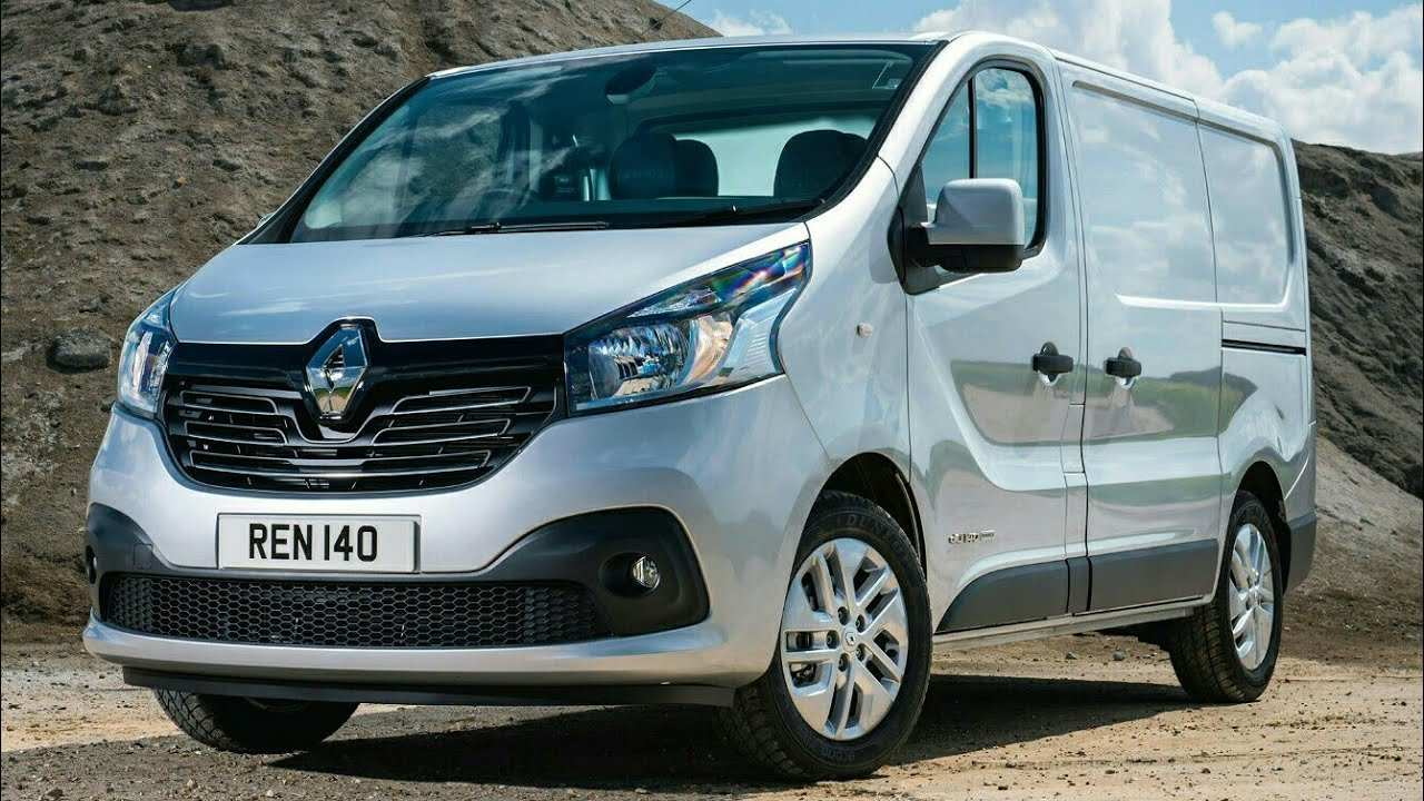 83 Concept of 2019 Renault Trafic Release Date for 2019 Renault Trafic
