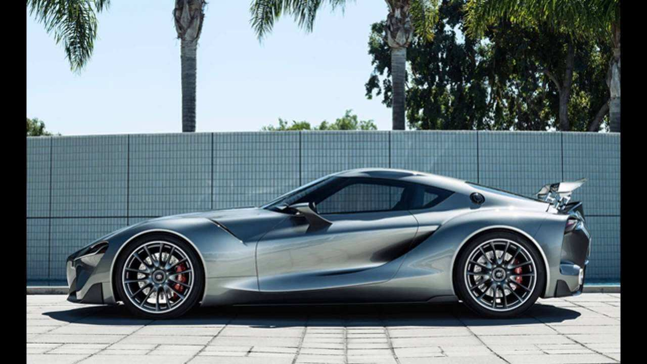 83 Concept of 2019 Toyota Ft1 Spesification for 2019 Toyota Ft1