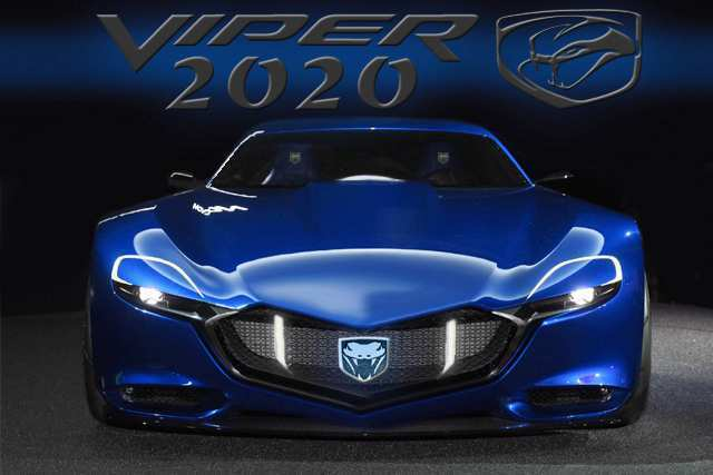 83 Concept of 2020 Dodge Viper Concept Spesification by 2020 Dodge Viper Concept