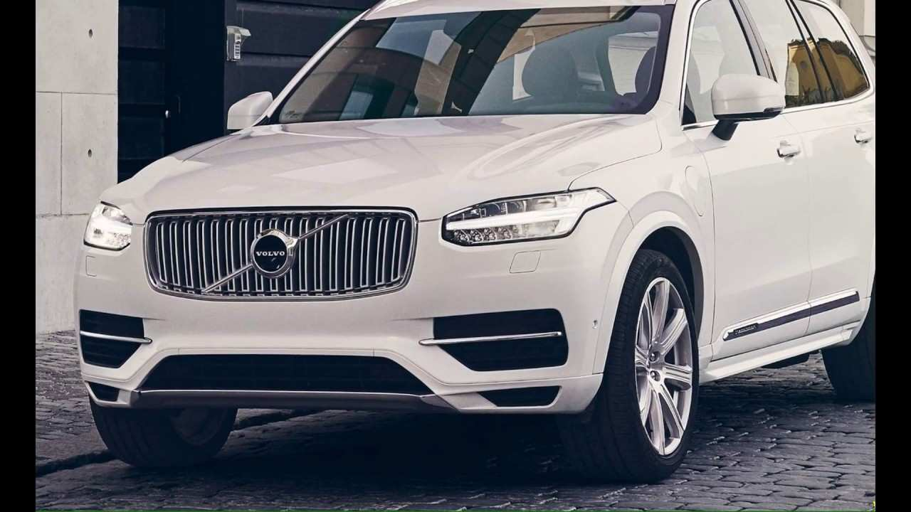 83 Concept of 2020 Volvo Suv Redesign with 2020 Volvo Suv