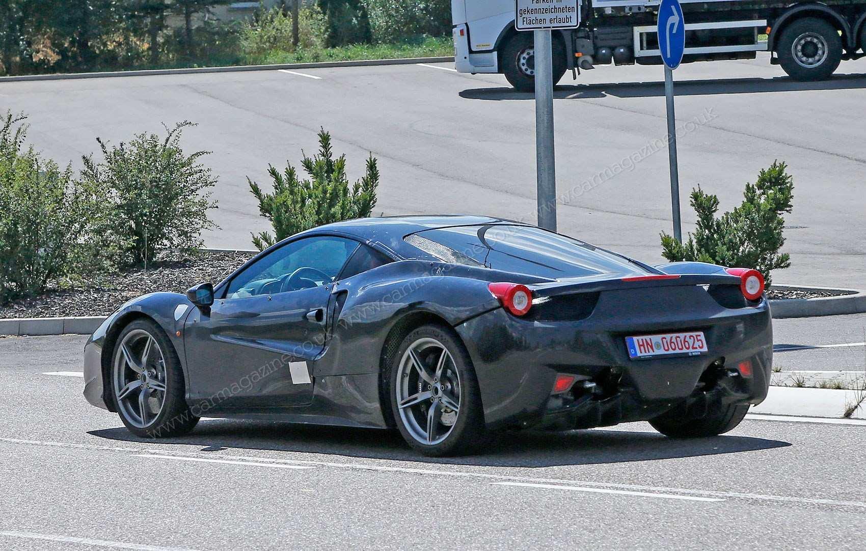 83 Concept of Ferrari V6 2019 Research New with Ferrari V6 2019