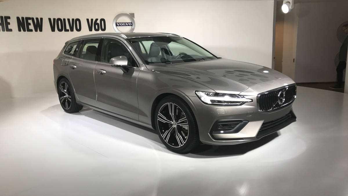 83 Concept of New 2019 Volvo V60 Price with New 2019 Volvo V60