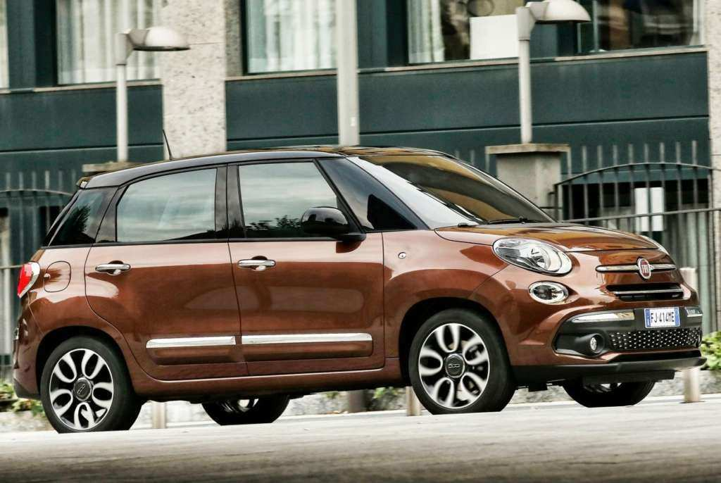 83 Gallery of 2019 Fiat 500L Pictures with 2019 Fiat 500L