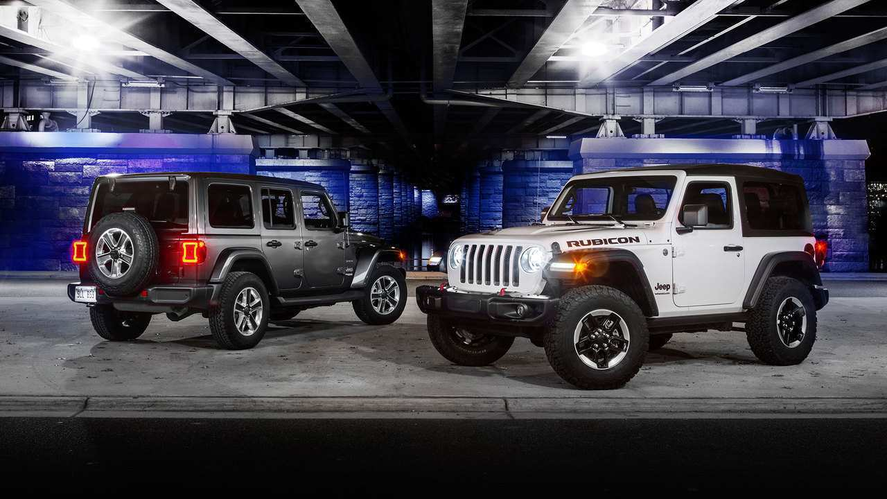 83 Gallery of 2019 Jeep Wrangler Engine Options Exterior with 2019 Jeep Wrangler Engine Options